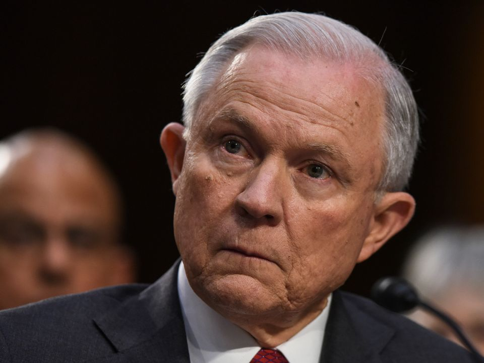 In a July 2017 interview with The New York Times, President Donald Trump said he would never have nominated Sessions if