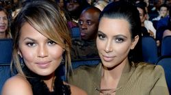 Kim Kardashian Takes Quiz To Find Out If She's More Kim K Or Chrissy