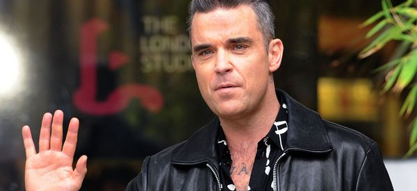 Robbie Williams Reveals He Eats During His Sleep Due To Rare Disorder