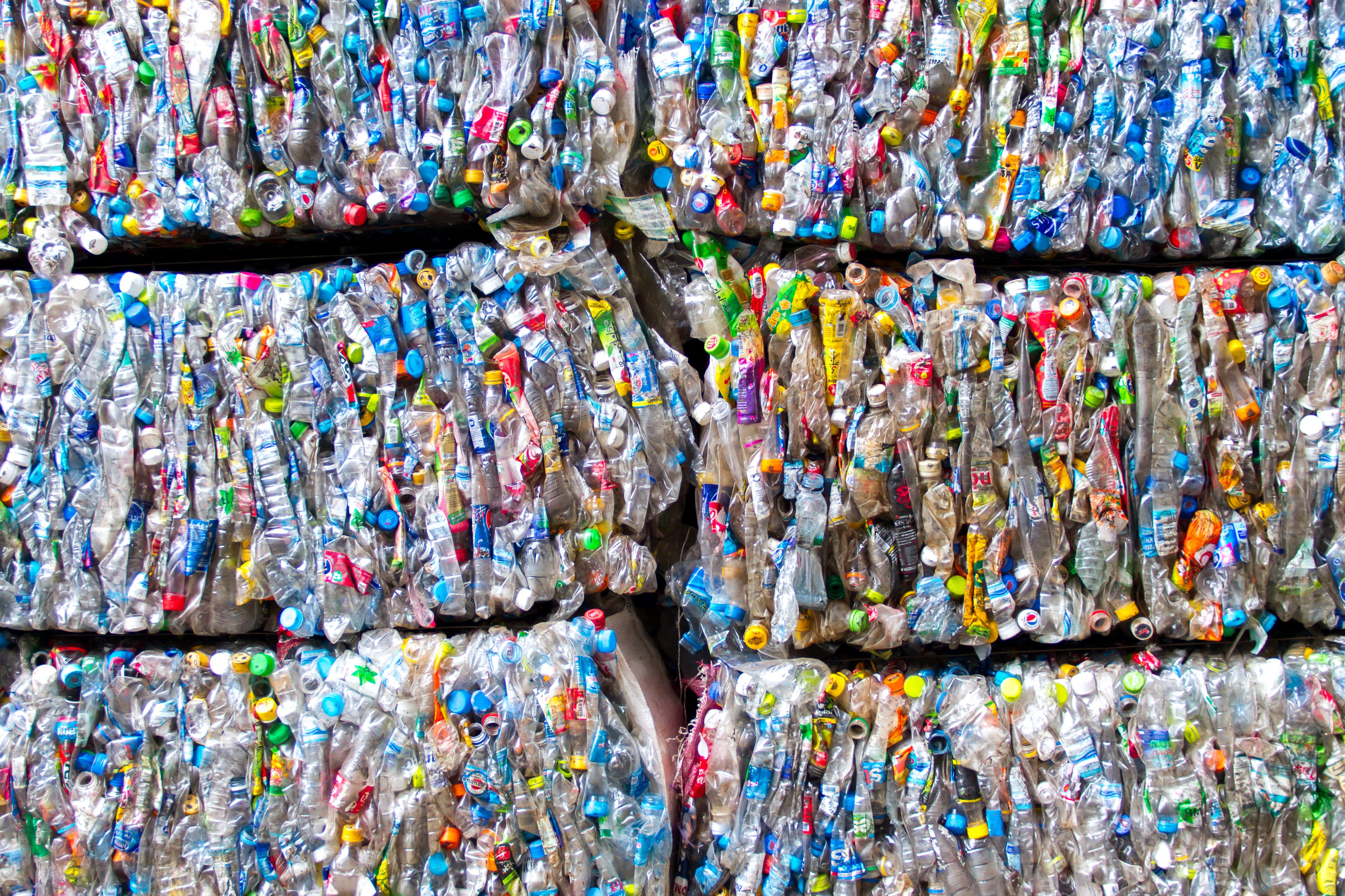 Humanity Has Produced 9.1 Billion Tonnes Of Plastic, And We've Recycled Just 10% Of