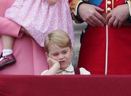 27 Photos Capturing Prince George's Adorable Facial Expressions