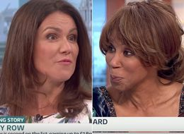 Susanna Reid Swerves Question About Whether She And Piers Morgan Earn The Same