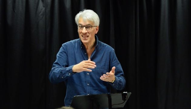 Rev. Steve Chalke is a Christian leader from the United