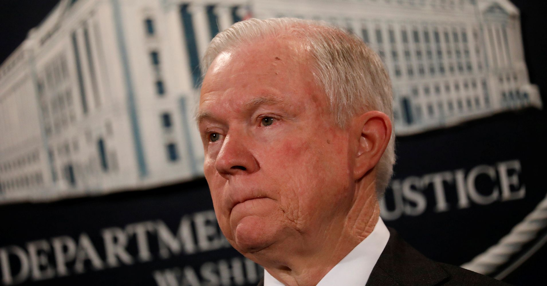 Jeff Sessions Brushes Off Resignation Rumors After Scathing Trump Interview