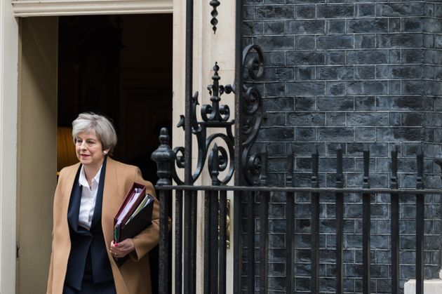 Theresa May has a flat in Downing Street, worth thousands in rental