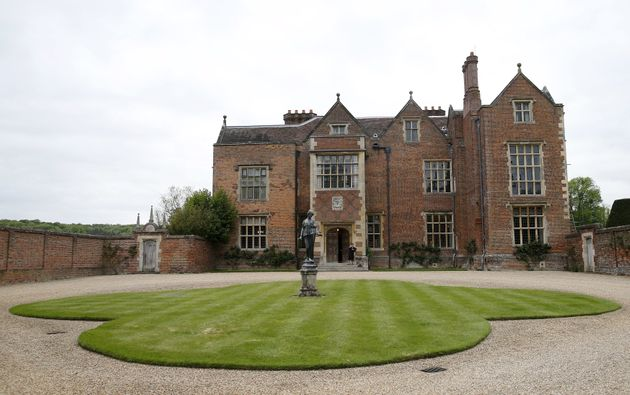 Chequers is the PM's official country residence in