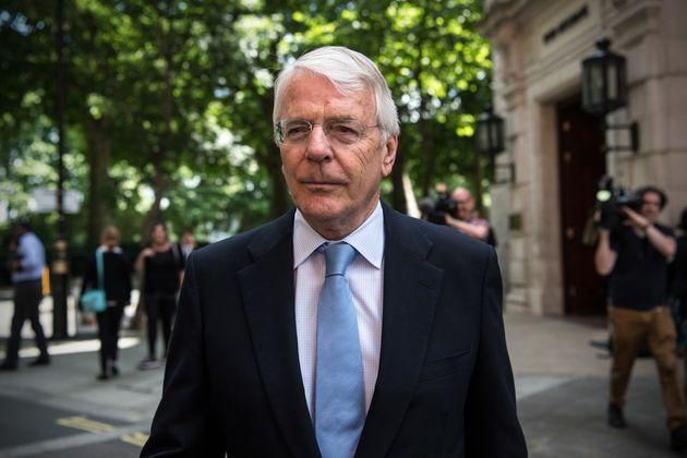 Sir John Major continues to bank an £148,500 allowance as a former