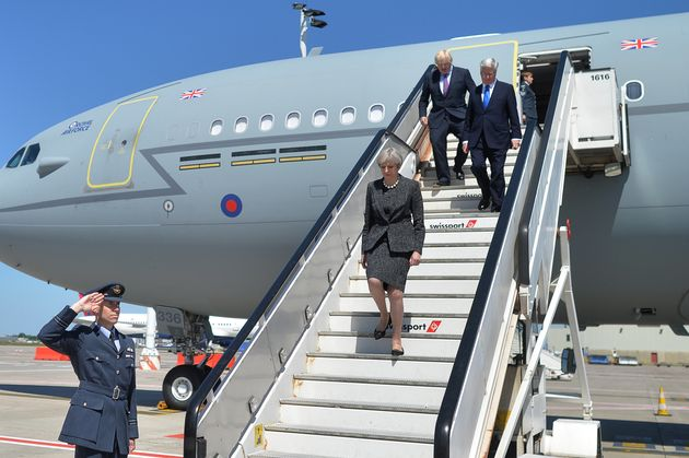 Theresa May has spent £712,072 on foreign travel expense for work since taking office, including...