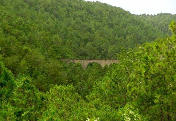 Pont de la Frau in 2016.