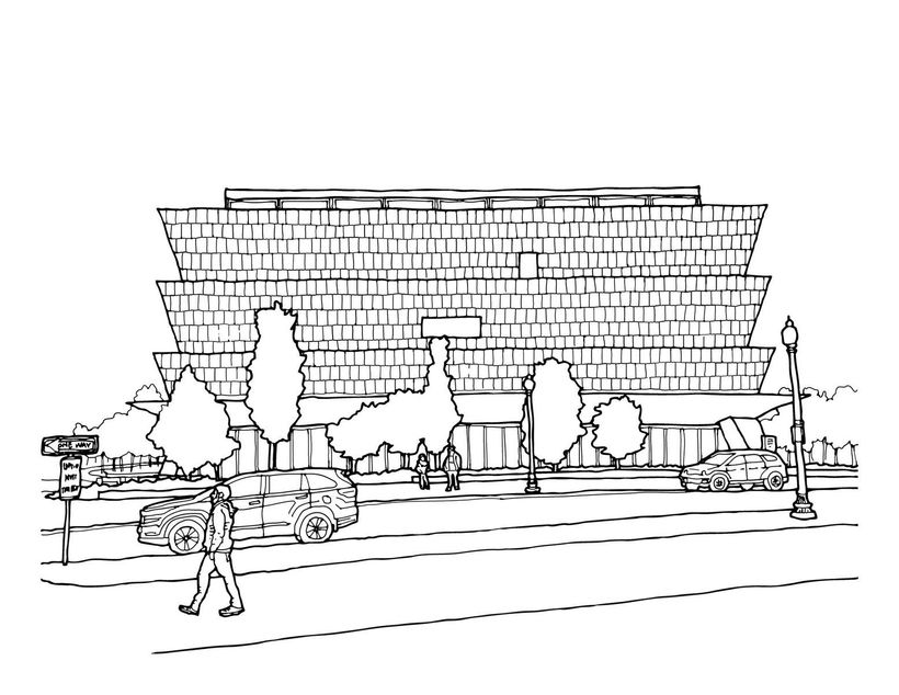 D.C.\'s Architectural Coloring Book | HuffPost