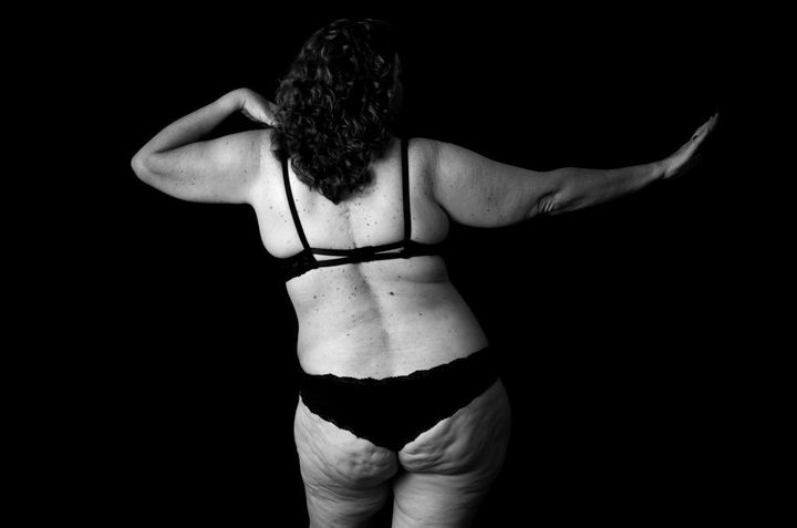 """""""Her photos ended up being some of my favorite that I've captured because she was so proud of her body and it showed!"""" McCain said of photographing her friend's mother for the series."""
