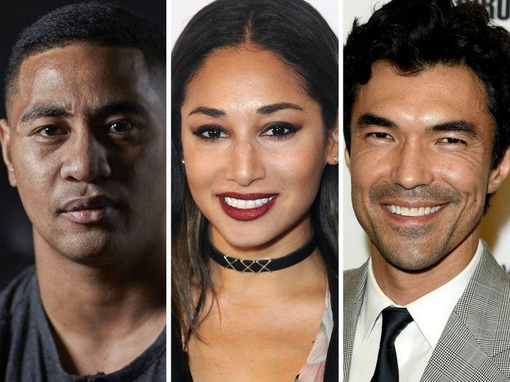"""Beulah Koale, Meaghan Rath and Ian Anthony Dale are set to join CBS' embattled """"Hawaii Five-0."""""""