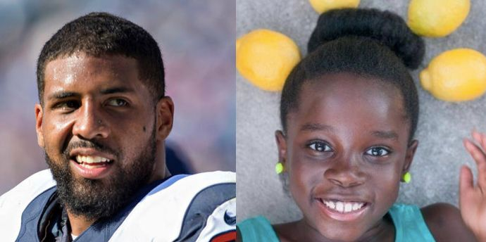 Arian Foster and other players are investing in 12-year-old Mikaila Ulmer's lemonade company.