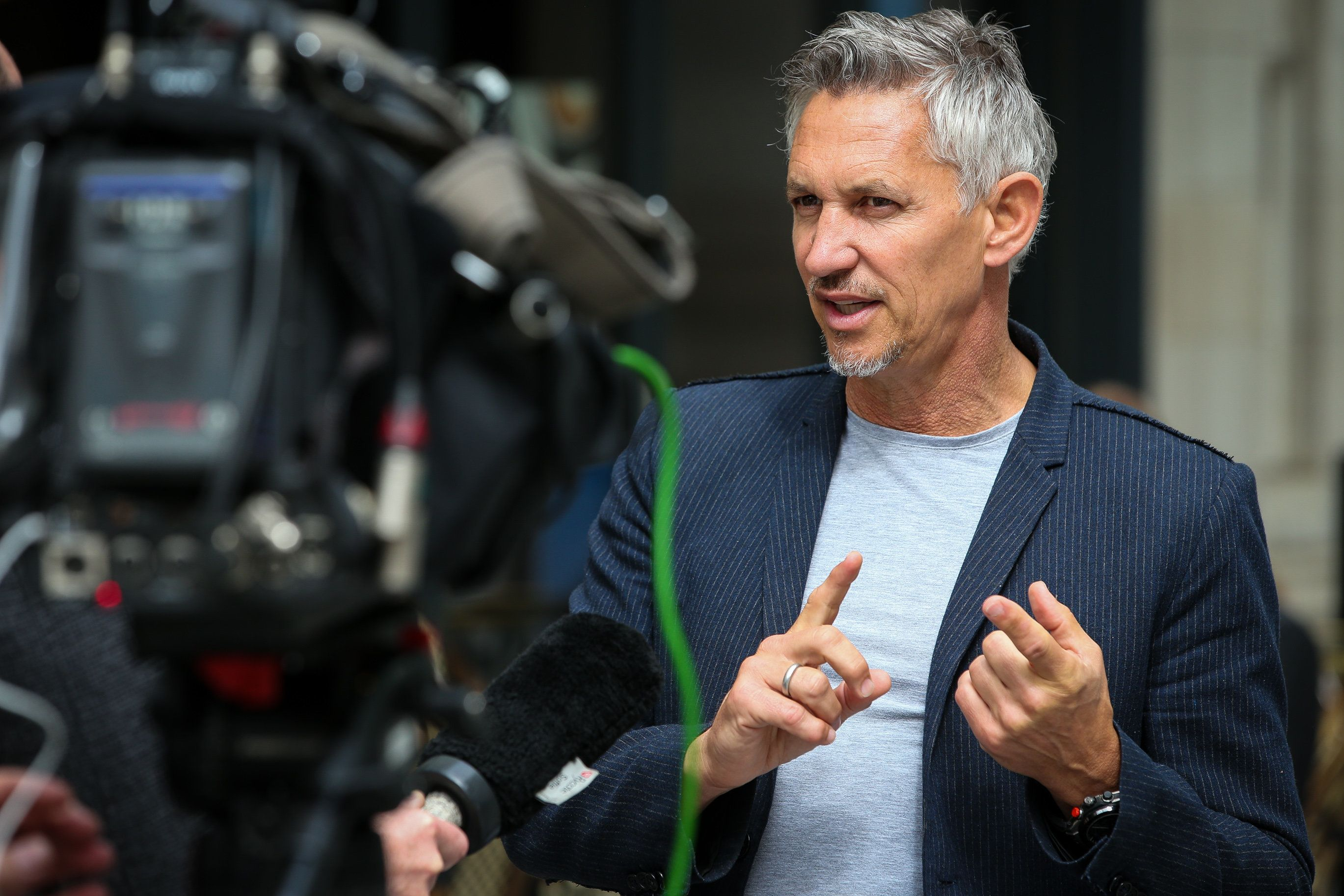'Bollocks, Bollocks': Gary Lineker's Agent Hits Back At Fresh BBC Sexism