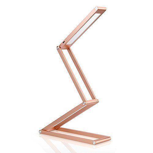 "<strong><a href=""http://www.ebay.com/itm/LED-Desk-Lamp-Rose-Gold-Aluminium-Adjustable-Foldable-Wireless-Wall-Mount-New-/15247"