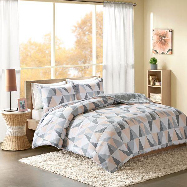 "<strong><a href=""http://www.ebay.com/itm/Intelligent-Design-Ellie-Reversible-Comforter-Mini-Set-/152363295402?var=45160410998"