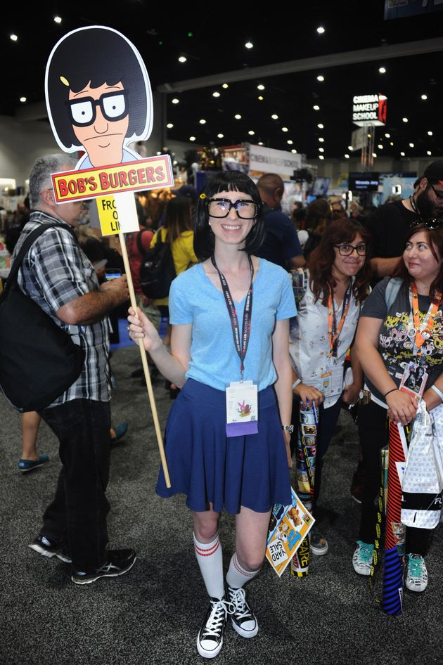 The Only Comic Con Costume Gallery You Ll Ever Need This Year Anyway Huffpost