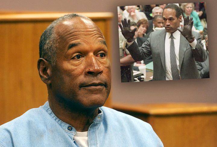 Simpson at his parole hearing.