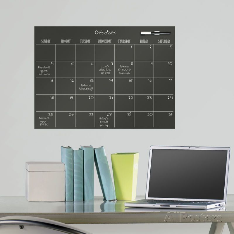 "<strong><a href=""http://www.ebay.com/itm/Black-Dry-Erase-Calendar-Wall-Decal-Sticker-17-5x24-/131635996014?_trkparms=%26rpp_c"