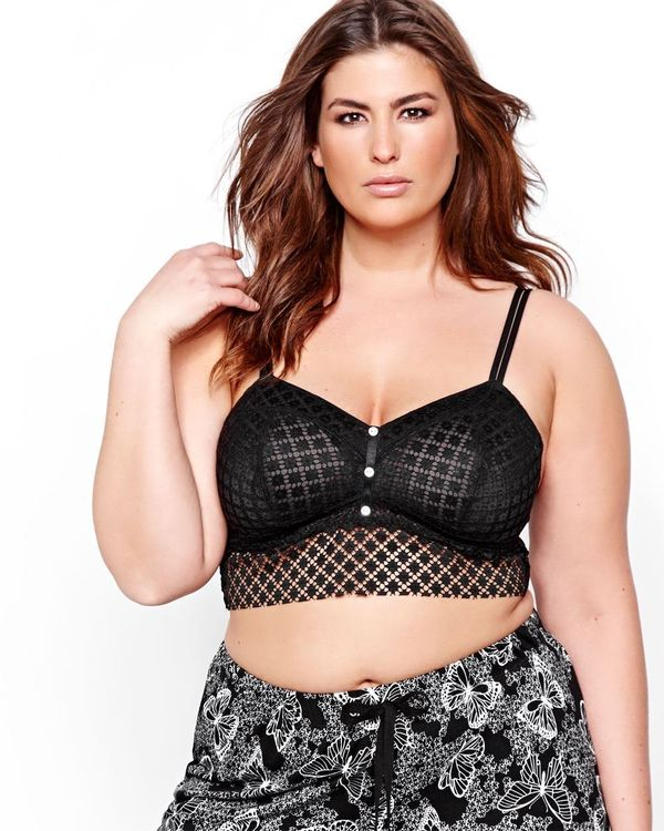 """<a href=""""http://www.additionelle.com/"""" target=""""_blank"""">Addition Elle</a> champions fashion democracy for all sizes -- and tha"""