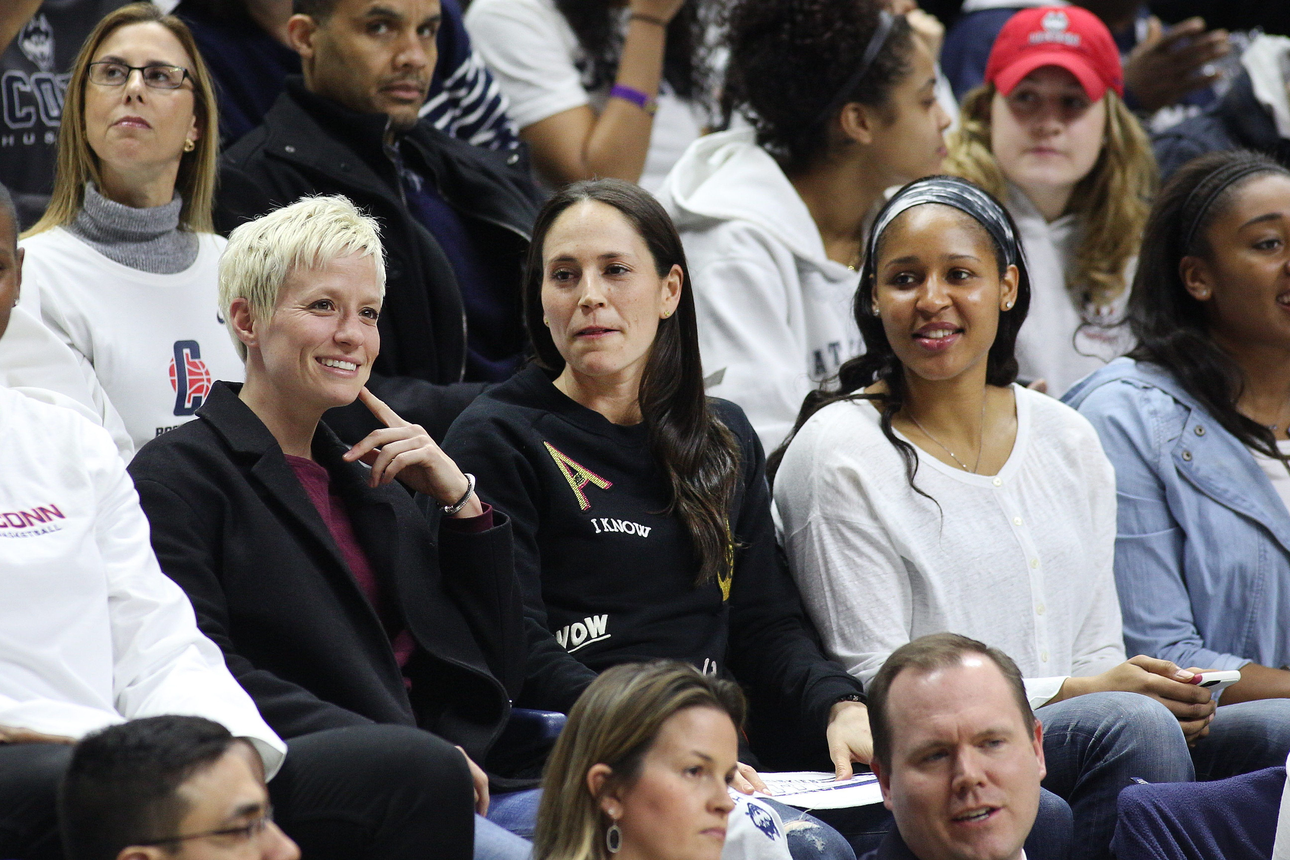 WNBA Star Sue Bird Comes Out As Gay, Is Dating Megan Rapinoe