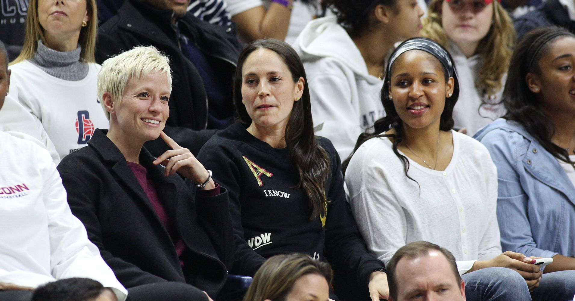 Bird Is a 3-Time WNBA Champion & 11-Time All-Star
