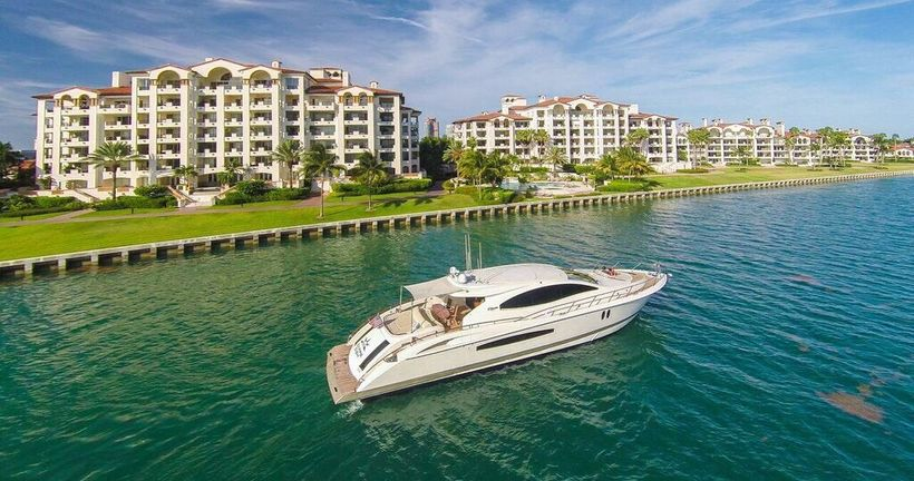 With a fleet of over 30 modern yachts, Dream Charters Miami can provide the perfect, captained yacht for your charter experie
