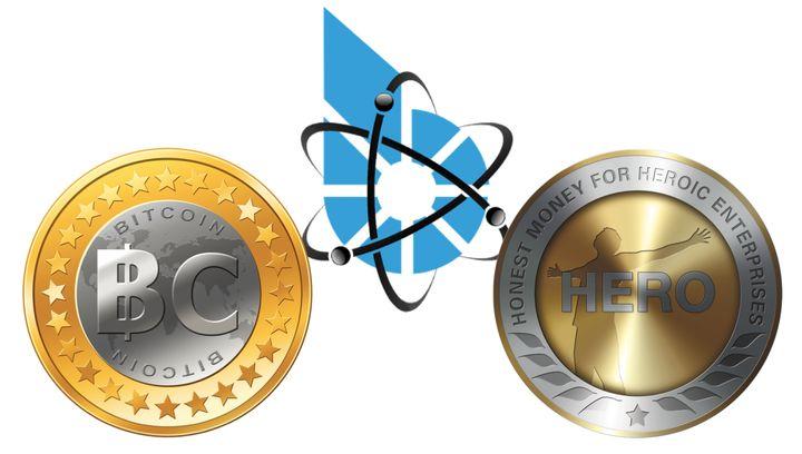 <p>Bitcoin, Bitshares, & The HERO</p>