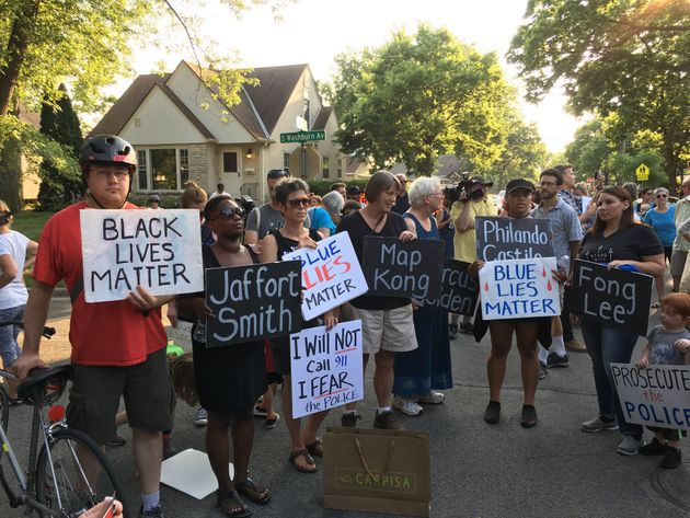 A City Torn Apart By Police Brutality Marches For Healing And