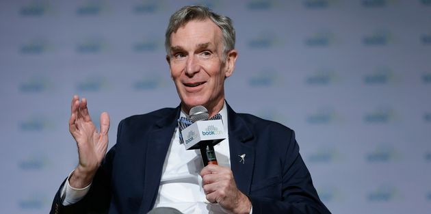 Bill Nye, in a live interview with the Los Angeles Times, said climate change deniers will soon