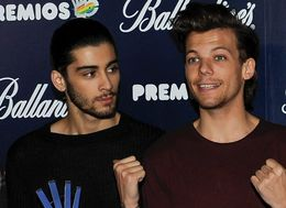 Louis Tomlinson Says Zayn Malik Reconciliation Was His Mum's Dying Wish