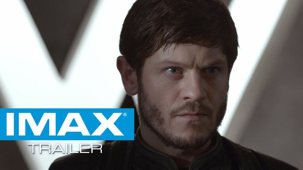 """Inhumans"" villain Maximus is played by Welsh actor Iwan Rheon."