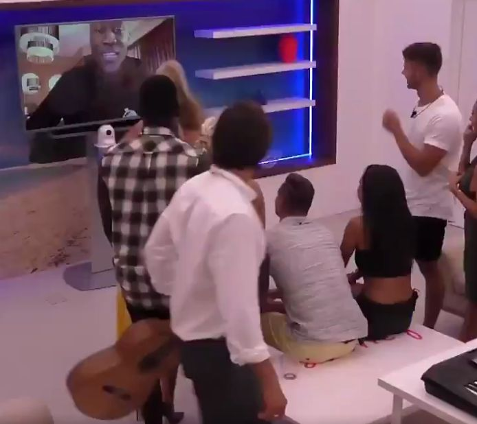 Stormzy Offers The 'Love Island' Boys Some Rap Tips, Leading To An Awkward Moment With