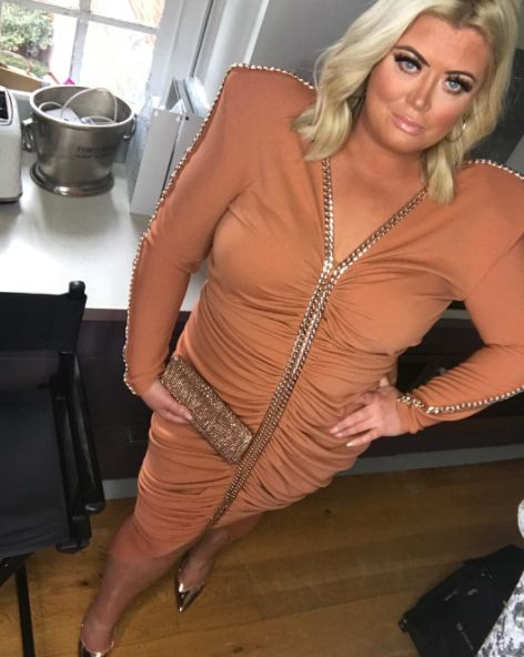 TOWIE's Gemma Collins Breaks The Internet With Her Avant-Garde Style At ITV's Summer