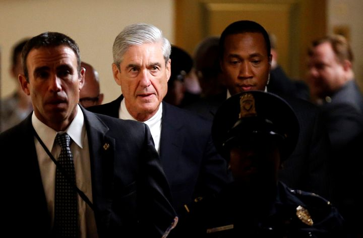"Special Counsel Robert Mueller has reportedly widened the Russia probe to include ""a broad range of transactions involving Tr"
