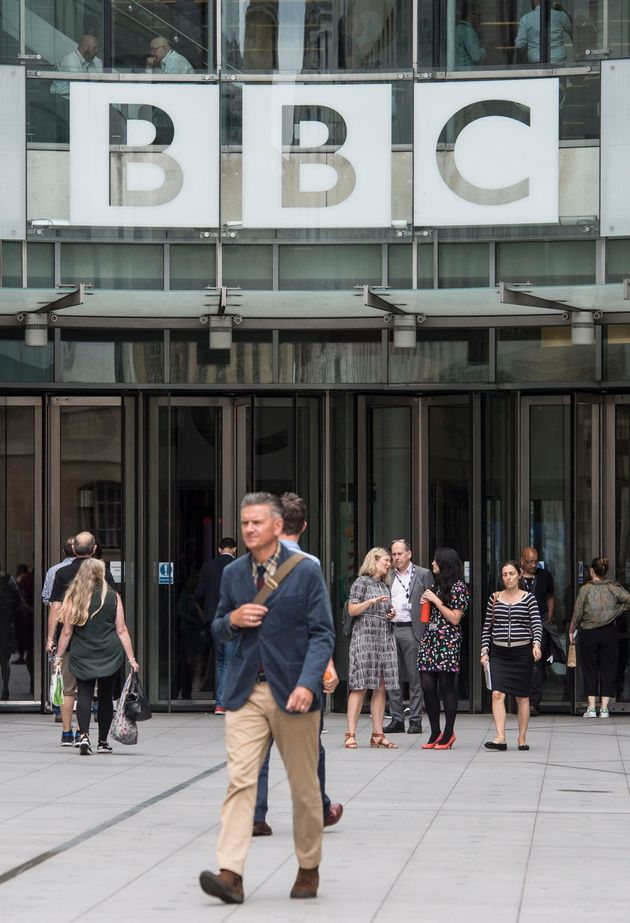 The BBC published a list of its top earners on