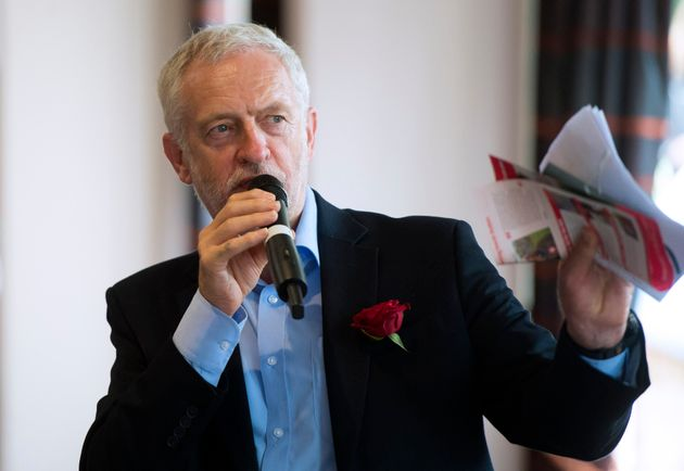 Jeremy Corbyn To Campaign In Scottish Marginals Over