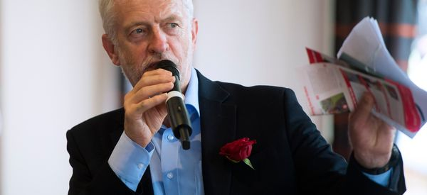 Jeremy Corbyn To Campaign In Scottish Marginals Over Summer