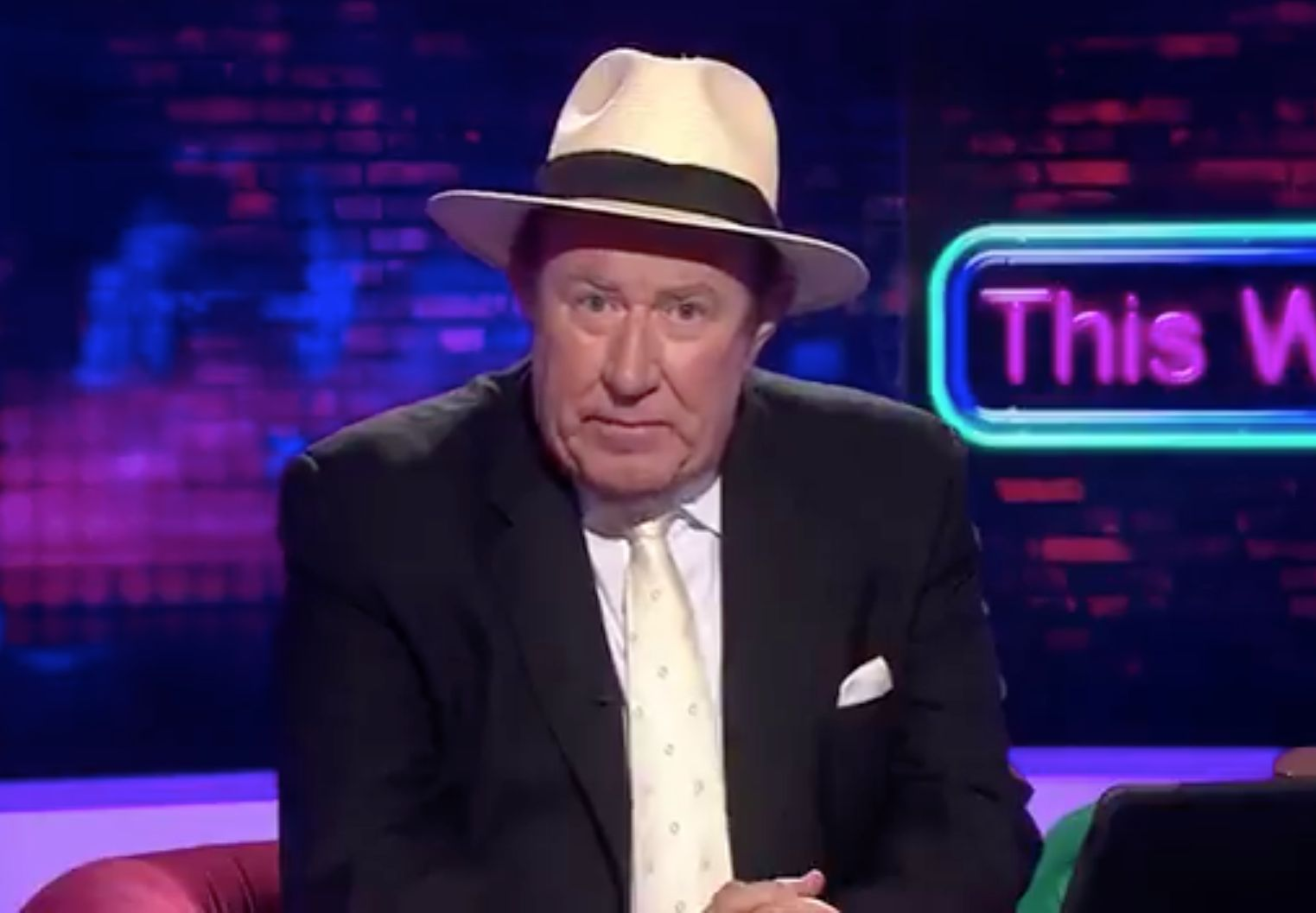 Andrew Neil has become known for his searing