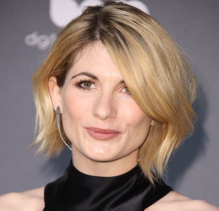 "Jodie Whittaker is the first woman to be cast in the leading role on ""Doctor Who."""
