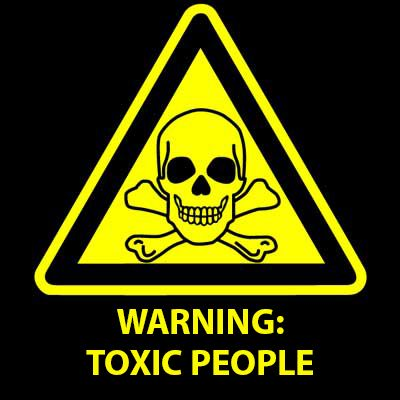 6 Toxic People To Run Away From Now | HuffPost Life