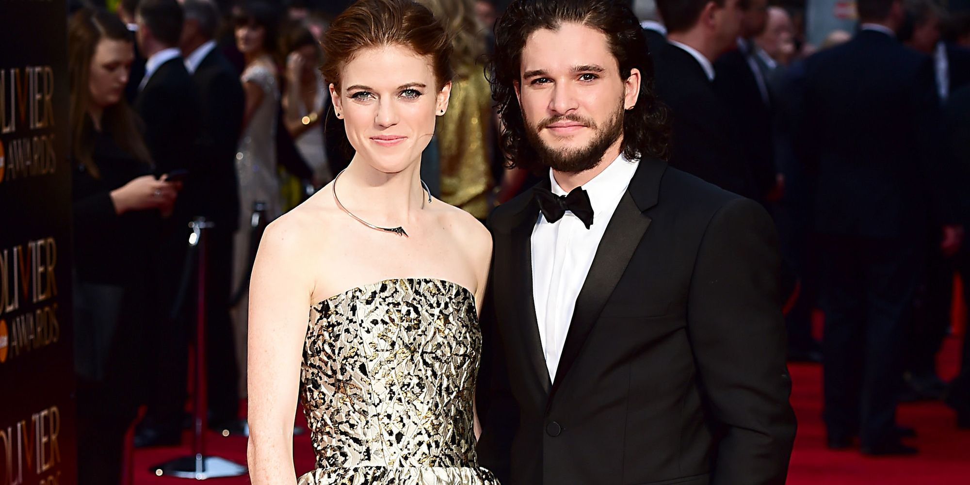 'Game Of Thrones' Kit Harington And Rose Leslie Forced To Speak Out On Engagement Rumours
