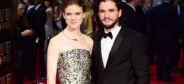 'Game Of Thrones' Kit Harington And Rose Leslie Forced To Speak Out Over Engagement Rumours