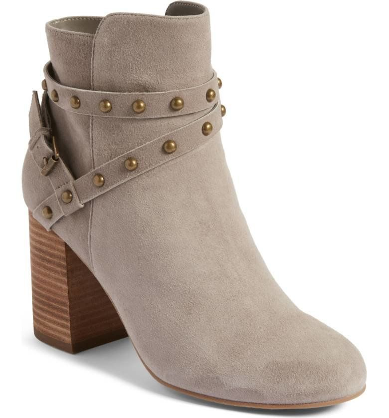 """<a href=""""http://shop.nordstrom.com/s/bp-kolo-flared-heel-studded-bootie-women/4599306?origin=category-personalizedsort&fa"""