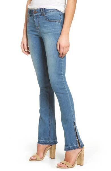 "<a href=""http://shop.nordstrom.com/s/wit-wisdom-ab-solution-split-release-hem-jeans-regular-petite-nordstrom-exclusive/459717"