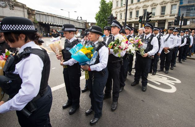 Metropolitan Police Officer John Sutherland: My Colleagues