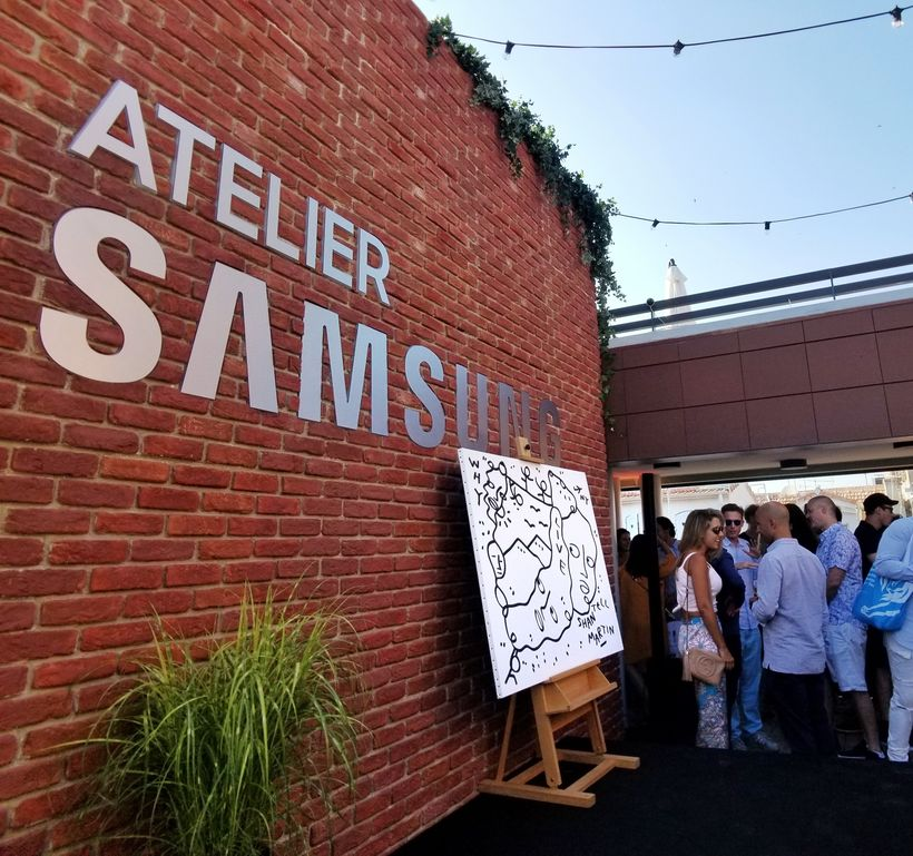 A look at Samsung's event this year at Cannes, which showed off plenty of new tech and featured a chat with respected filmmak