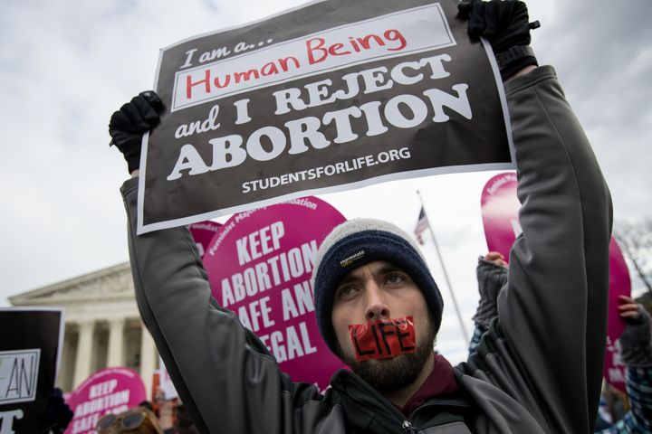 A judge in Kentucky has said protestors cannot enter a buffer zone outside of the state's only abortion clinic—or block