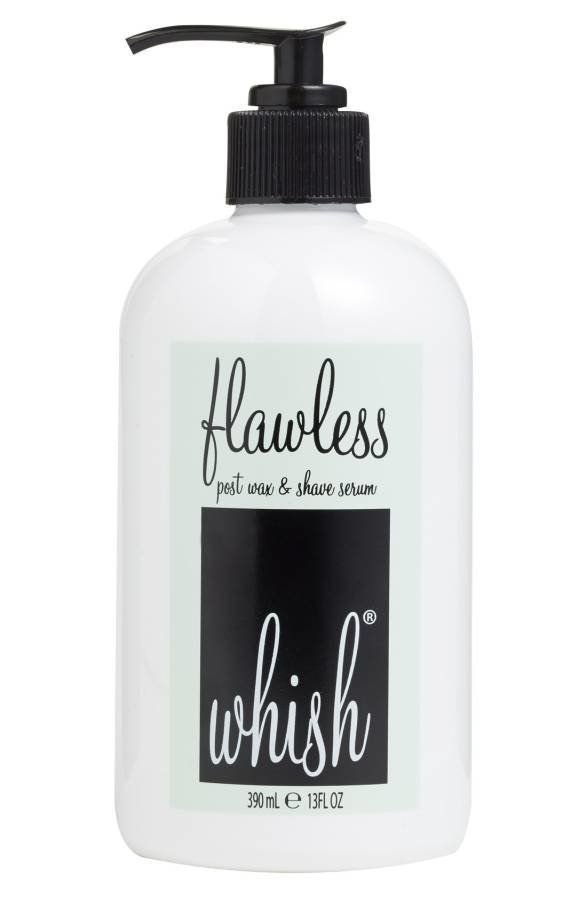 Banishes unsightly bumps caused by shaving, waxing and laser hair removal and prevents ingrown hairs from occuring. Aloe soot