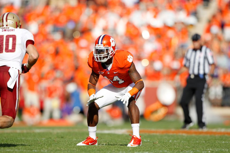 Martin Jenkins, a former defensive back at Clemson University, became the lead plaintiff on Kessler's lawsuit against the NCA